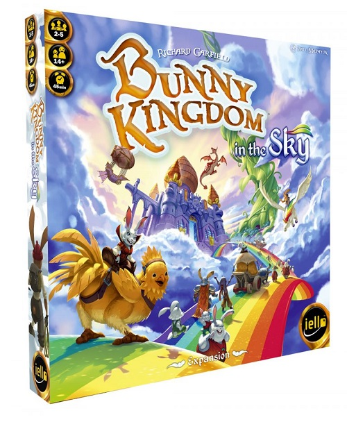 Bunny Kingdom : In the Sky