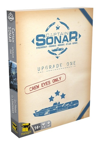 CAPTAIN SONAR : UPGRADE ONE