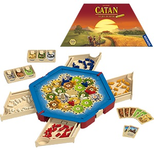 Catan - Version Voyage