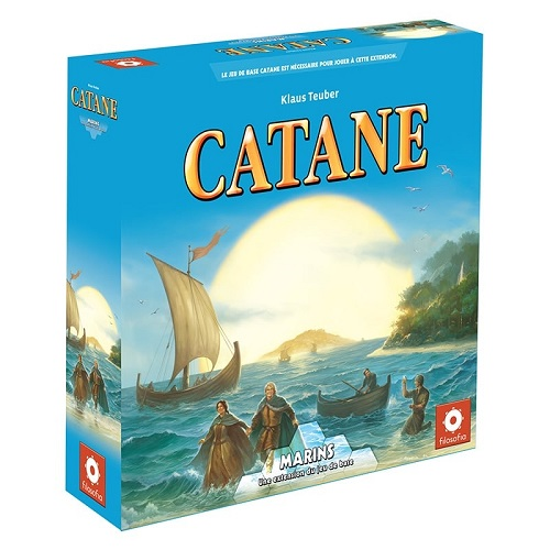 Catan : Marins - Extension