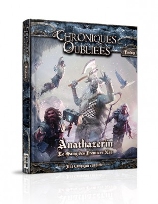 CHRONIQUES OUBLIEES : ANATHAZERIN