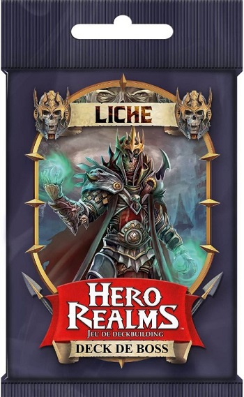 Hero Realms : Deck de Boss - Liche