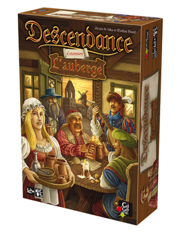 DESCENDANCE : L'AUBERGE