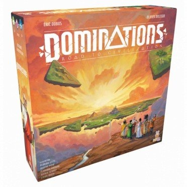 Dominations - Road to Civilizations