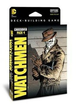 DC Comics Deck-Building Game : Extension Watchmen Crossover