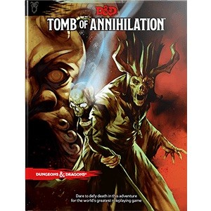 Dungeons & Dragons DD5 : Tomb of Annihilation