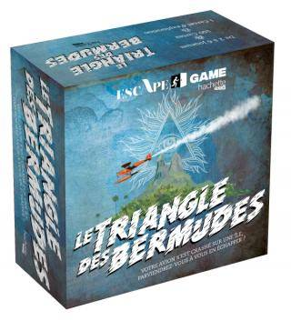 Escape Game - Le Triangle des Bermudes