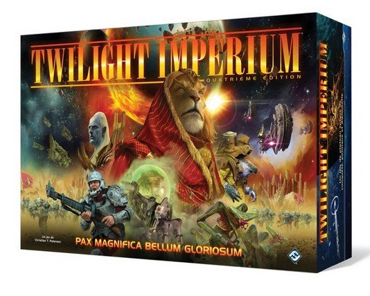 Twilight Imperium - 4ème Édition