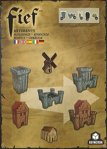 FIEF : EXTENSION BATIMENTS