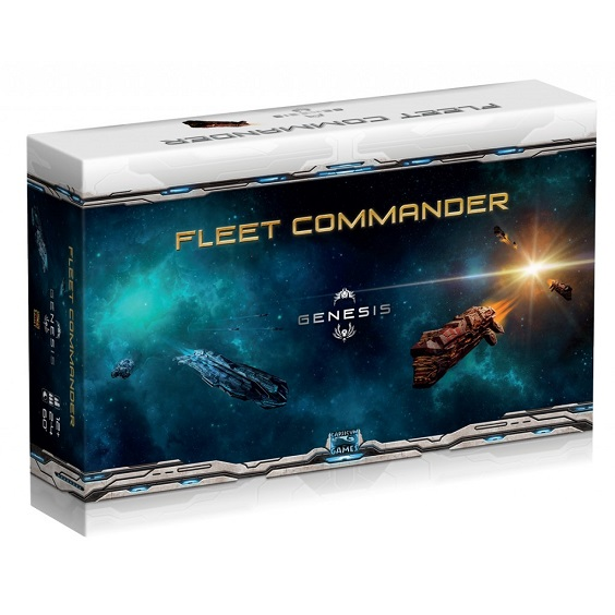 FLEET COMMANDER - DEGENESIS