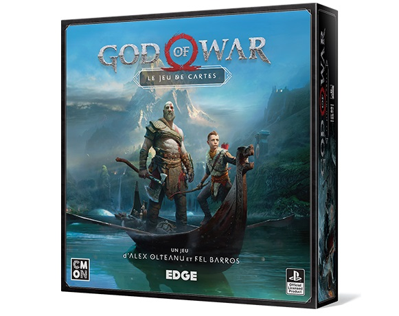 God of War - Le jeu de cartes