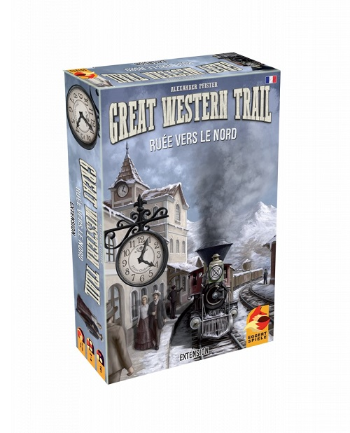 Great Western Trail : Ruée vers le Nord
