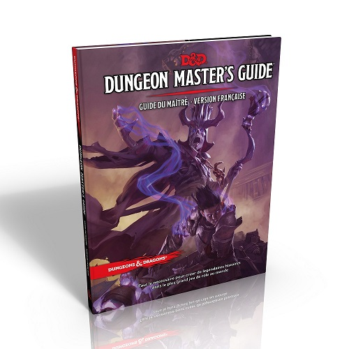 Dungeons & Dragons DD5 : Guide du Maître