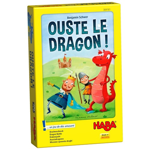 Ouste le Dragon