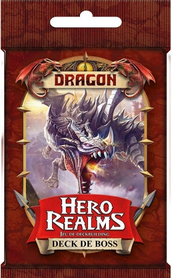Hero Realms : Deck de Boss - Dragon