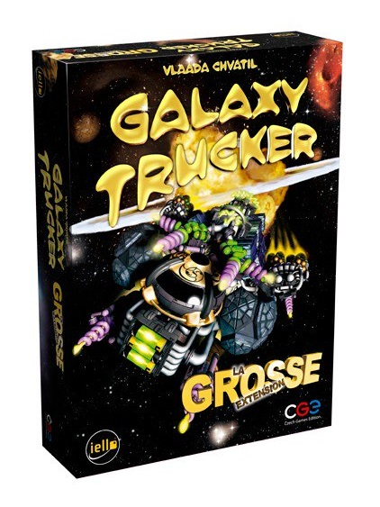Galaxy Trucker : Grosse Extension