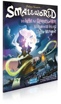SMALL WORLD : L'ILE DU NECROMANT