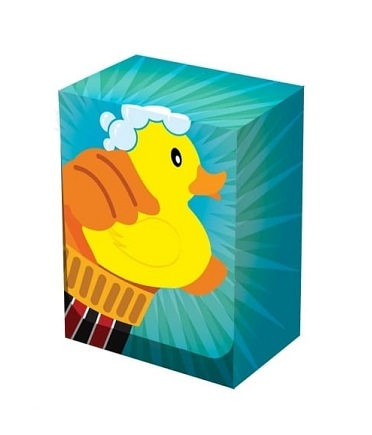 DECK BOX - RUBBER DUCKY
