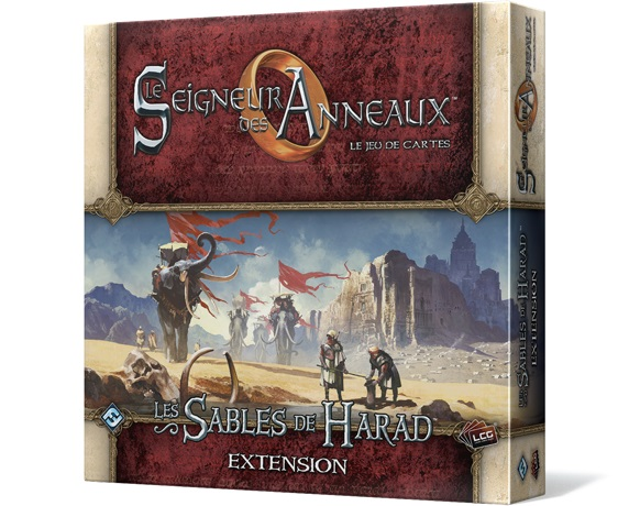 LES SABLES DE HARAD - EXTENSION DELUXE
