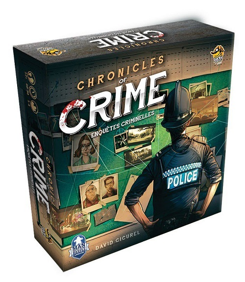 Chronicles of Crimes - Enquêtes Criminelles