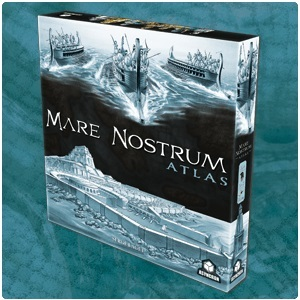 MARE NOSTRUM - EXTENSION ATLAS