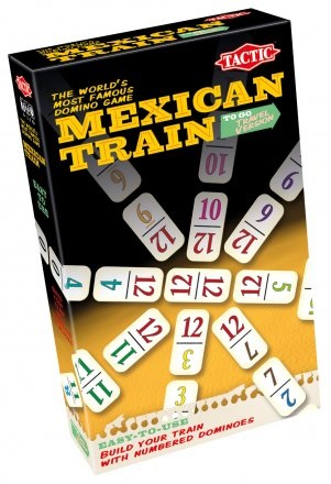 Mexican Train de Voyage