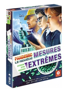PANDEMIC LE REMEDE : MESURES EXTREMES