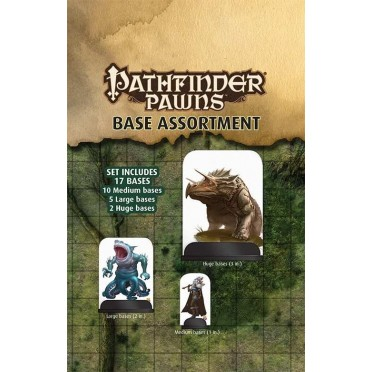 Pathfinder - Assortiment de Socles