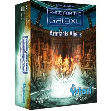 RACE FOR THE GALAXY : ARTEFACT ALIENS