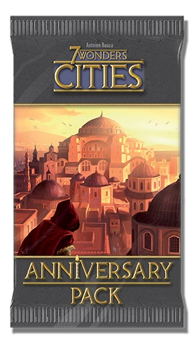 7 WONDERS : ANNIVERSARY PACK - CITIES