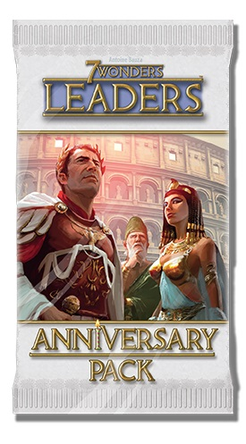 7 WONDERS : ANNIVERSARY PACK - LEADER