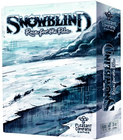 SNOWBLIND - RACE FOR THE POLE