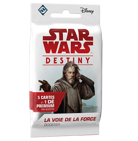 Star Wars Destiny : La Voie de la Force Booster