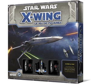 STAR WARS X-WING - LE REVEIL DE LA FORCE