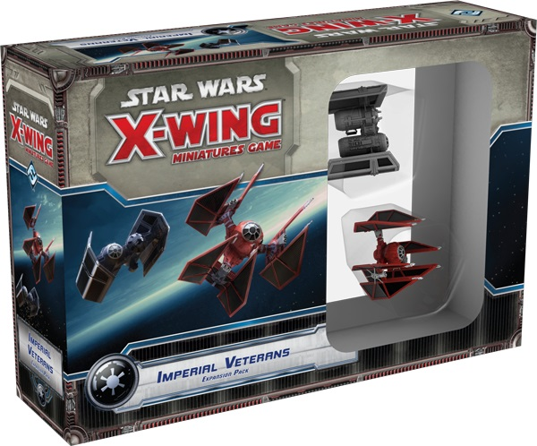 STAR WARS X-WING : VETERANS IMPERIAUX