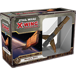 STAR WARS X-WING : HOUND'S TOOTH