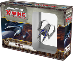 STAR WARS X-WING : IG-2000