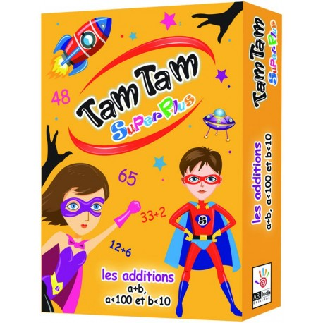 Tam Tam Superplus - Les Additions a+b