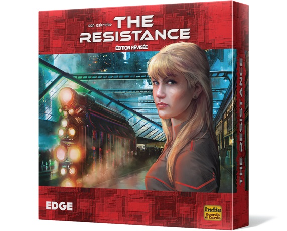 THE RESISTANCE - EDITION REVISEE