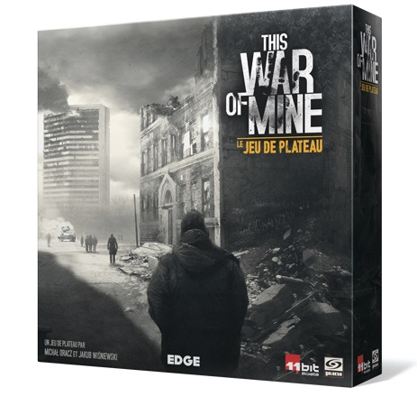 This War Of Mine - Le jeu de plateau