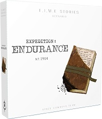 TIME STORIES : EXPEDITION ENDURANCE