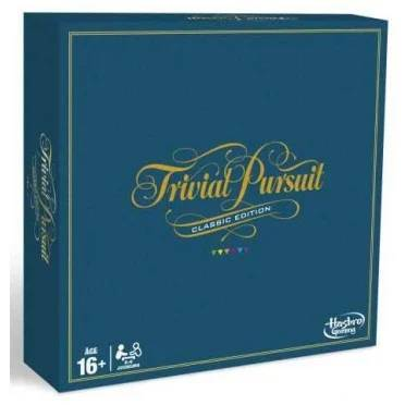 Trivial Pursuit - Classic Edition