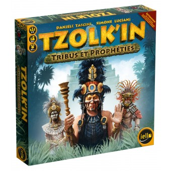 TZOLK'IN : TRIBUS ET PROPHETIES