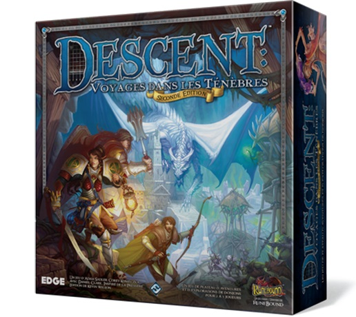 DESCENT 2EME EDITION