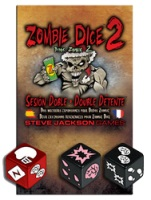Zombie Dice 2 - Double Détente